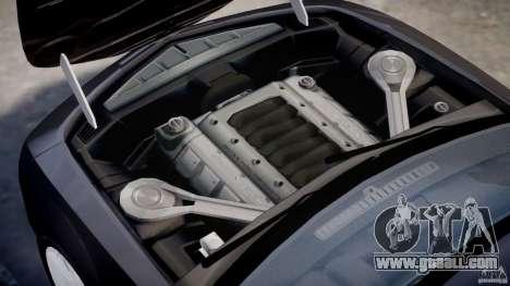 Chevrolet Camaro SS 2009 v2.0 for GTA 4 interior