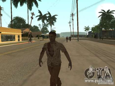 Zombie for GTA San Andreas