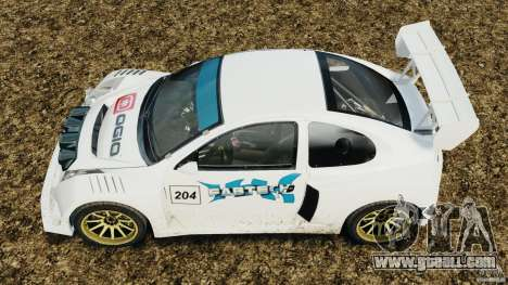 Colin McRae OGIO Rallycross for GTA 4 right view