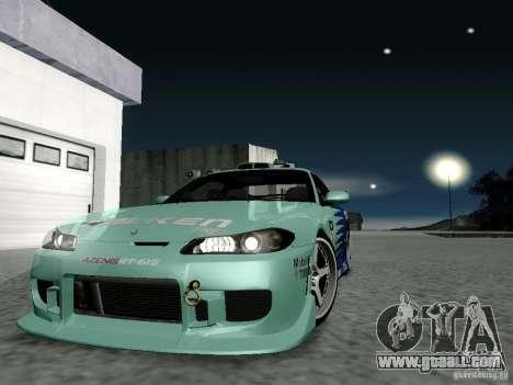 ENBSeries by Shake for GTA San Andreas twelth screenshot