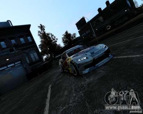 Mazda RX8 Redbull for GTA 4