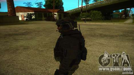 Sandman for GTA San Andreas forth screenshot