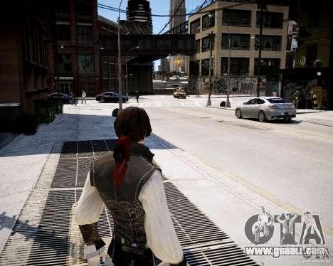 Assasins Creed 2 Young Ezio for GTA 4 third screenshot