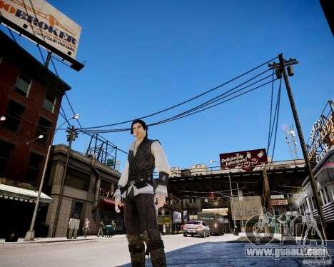 Assasins Creed 2 Young Ezio for GTA 4 sixth screenshot
