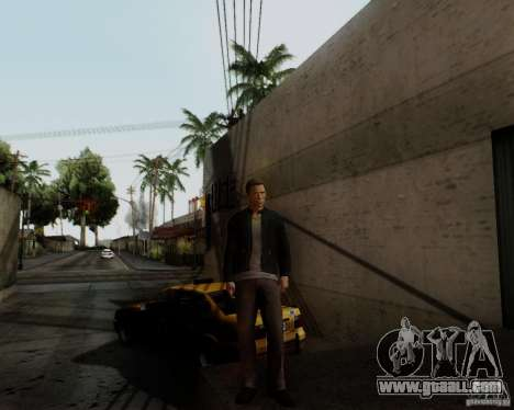 Daniel Craig for GTA San Andreas