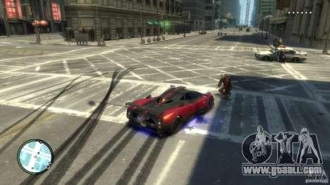 Contagium v1.2b for GTA 4 ninth screenshot