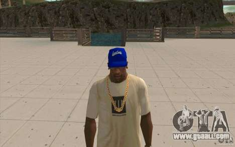 Cap WCCB for GTA San Andreas second screenshot