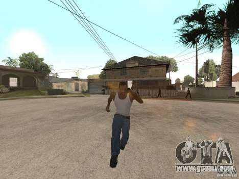 Awesome .IFP V3 for GTA San Andreas forth screenshot