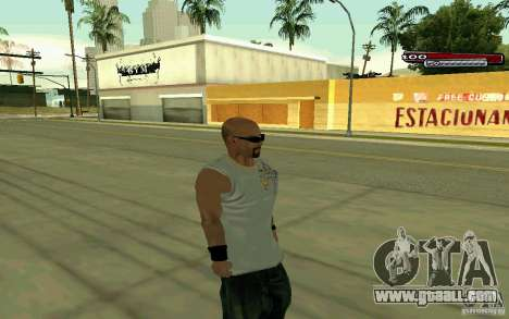 Mexican Drug Dealer for GTA San Andreas second screenshot