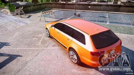 Audi A6 Allroad Quattro 2007 wheel 2 for GTA 4