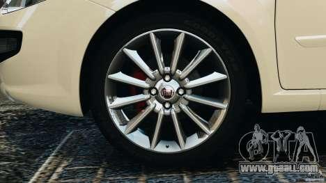 Fiat Punto Evo Sport 2012 v1.0 [RIV] for GTA 4 bottom view