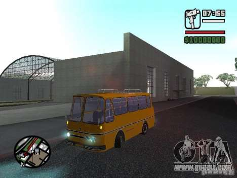 TV 7 for GTA San Andreas back view