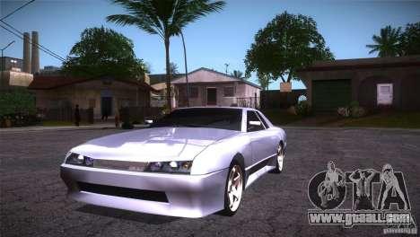 Elegy Drift for GTA San Andreas