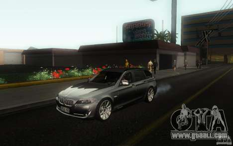 BMW F11 530d Touring for GTA San Andreas