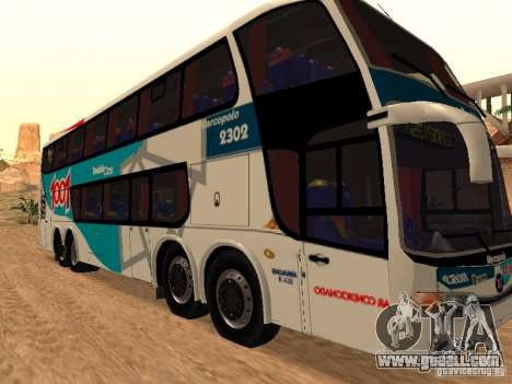 Marcopolo Paradiso 1800 G6 8x2 SCANIA for GTA San Andreas