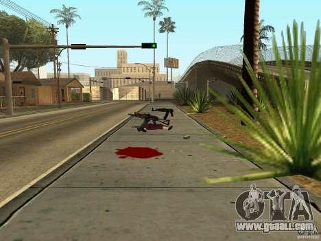 Domestic weapons-version 1.5 for GTA San Andreas seventh screenshot
