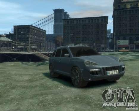 PORSCHE Cayenne turbo S 2009 for GTA 4 right view