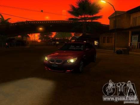 ENBSeries by Fallen for GTA San Andreas second screenshot