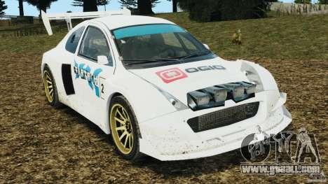 Colin McRae OGIO Rallycross for GTA 4