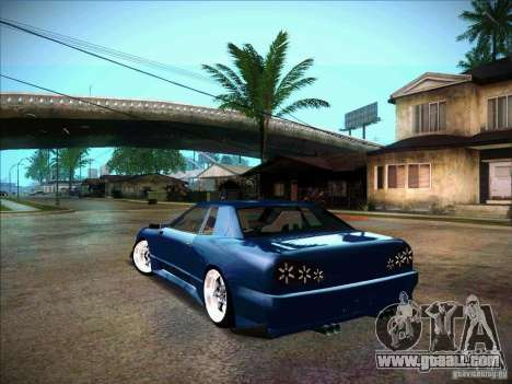 Elegy JDM Tuned for GTA San Andreas left view