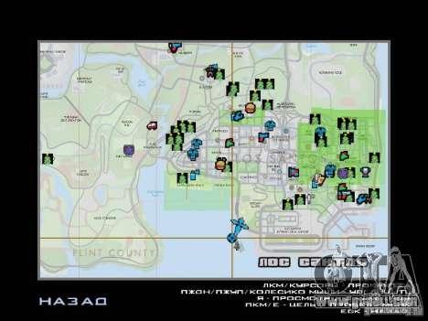 Winter Trail for GTA San Andreas tenth screenshot