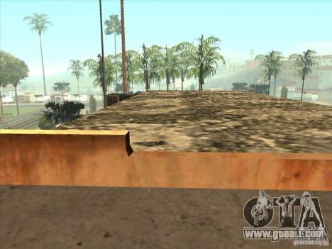 Map for Parkour and bmx for GTA San Andreas eighth screenshot