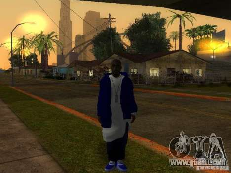 Crips for GTA San Andreas third screenshot