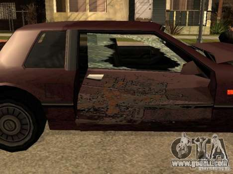 Realistic damage for GTA San Andreas ninth screenshot