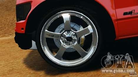 Ford F-150 SVT Raptor for GTA 4 upper view
