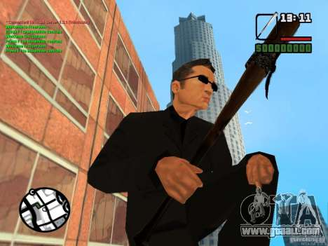 Gun Pack by MrWexler666 for GTA San Andreas seventh screenshot