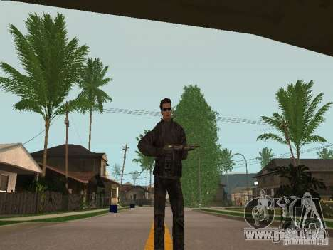 Terminator for GTA San Andreas