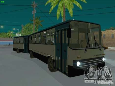 IKARUS 280.03 for GTA San Andreas left view