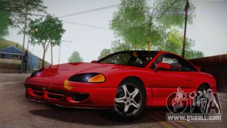 Dodge Stealth RT Twin Turbo 1994 for GTA San Andreas