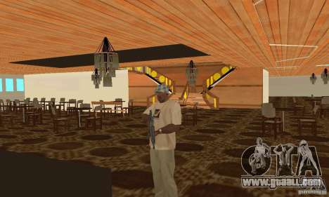 RMS Titanic for GTA San Andreas