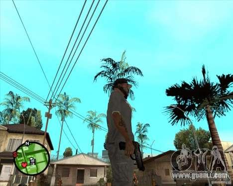 Crosman 31 for GTA San Andreas second screenshot