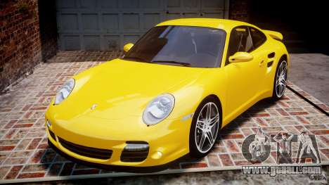 Porsche 911 (997) Turbo v1.0 for GTA 4