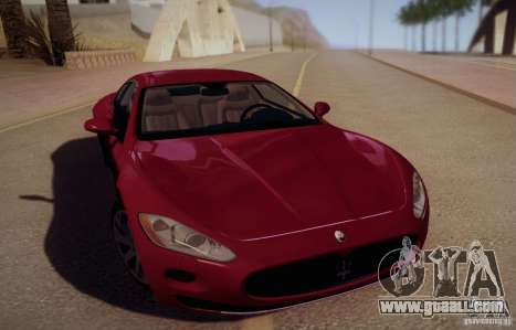 CreatorCreatureSpores Graphics Enhancement for GTA San Andreas third screenshot
