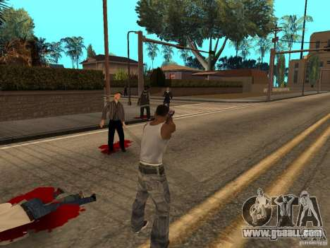 The Walking Dead for GTA San Andreas