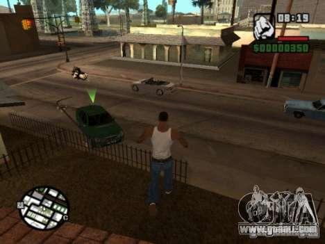 Call of Homies for GTA San Andreas second screenshot