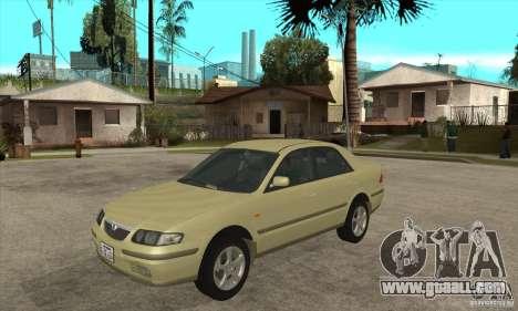 MAZDA 626 GF Sedan for GTA San Andreas