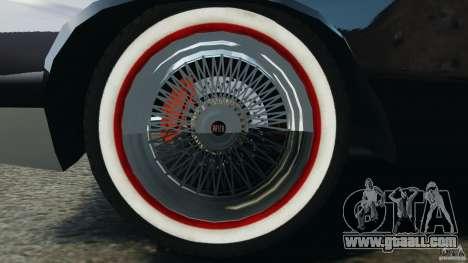 Buick Riviera 1966 v1.0 for GTA 4 interior