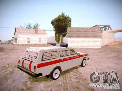 GAS 310231 Urgent for GTA San Andreas back left view