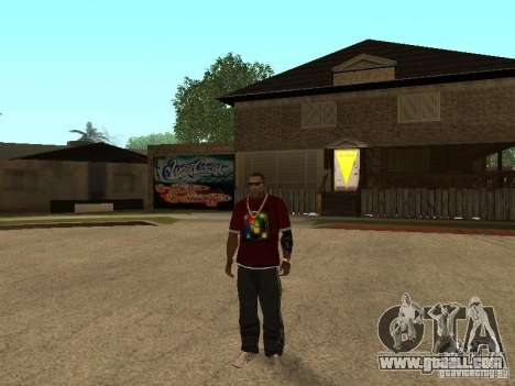 Mike Windows for GTA San Andreas second screenshot