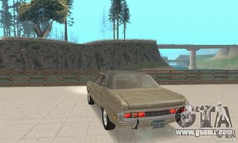 AMC Matador 1971 for GTA San Andreas left view