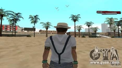 Skin Pack The Rifa Gang HD for GTA San Andreas