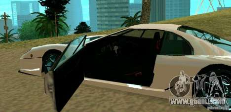 New Turismo for GTA San Andreas right view