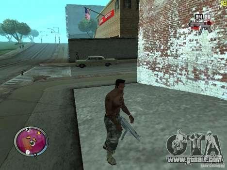 New GANGSTER zone for GTA San Andreas sixth screenshot