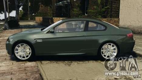 BMW M3 E92 2007 v1.0 [Beta] for GTA 4 left view