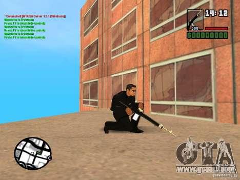 Gun Pack by MrWexler666 for GTA San Andreas twelth screenshot