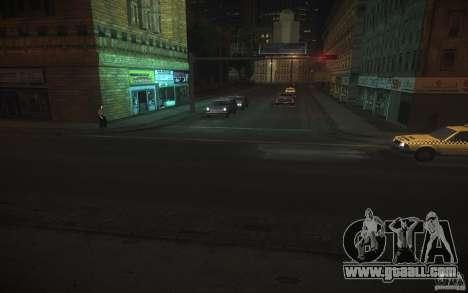 HD Road v 2.0 Final for GTA San Andreas second screenshot